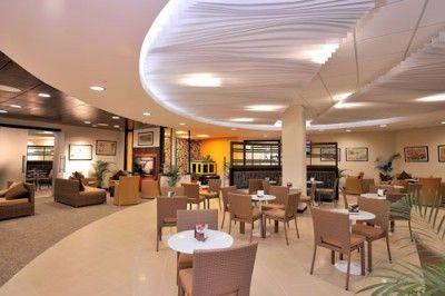 Interior of Club Mobay.