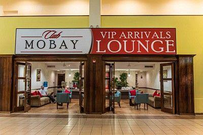 Club Mobay entrance.